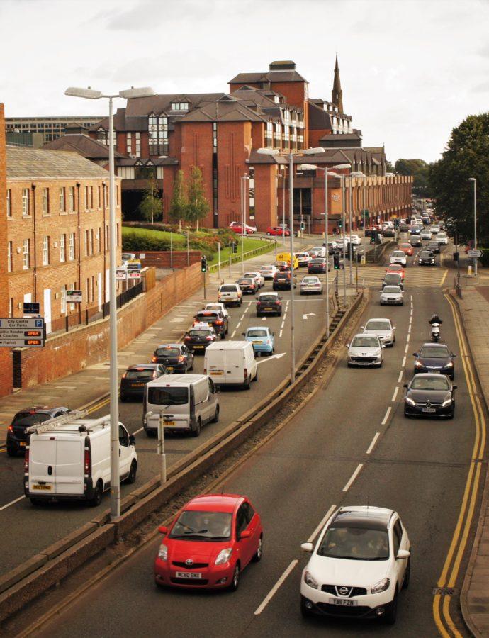 W lewo na rondzie – czyli subiektywnie o angielskich przepisach drogowych
