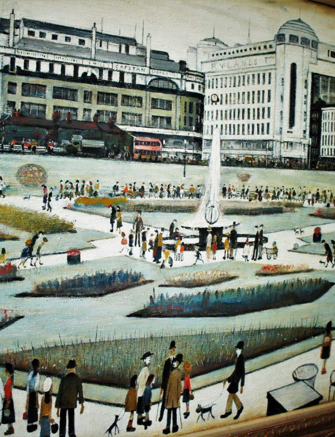 Architektoniczny patchwork – czyli centrum Manchesteru