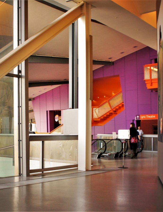 Szaro-szara tęcza – czyli doki w Salford i galeria The Lowry