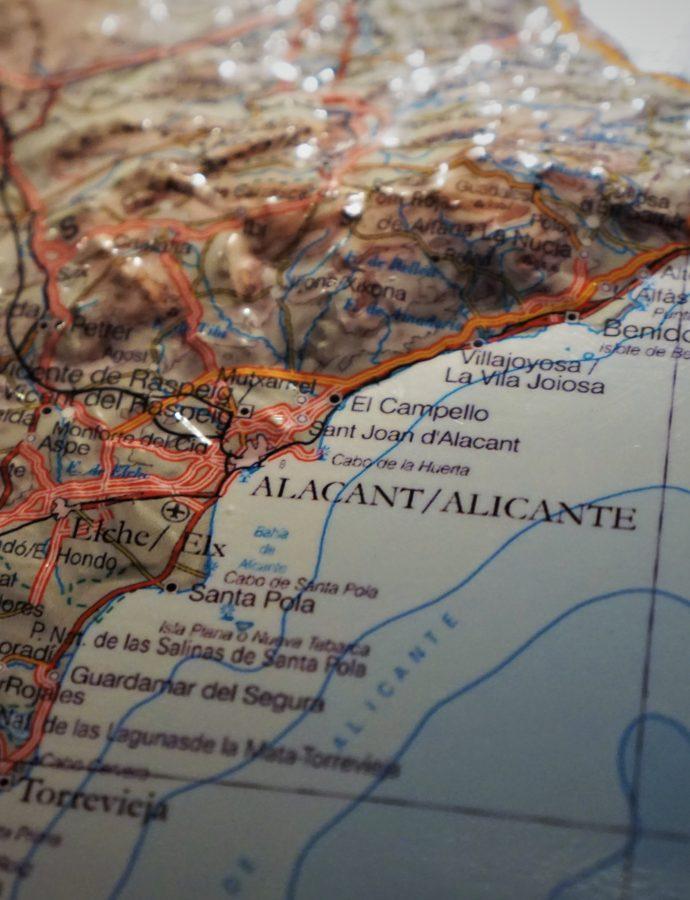 Prawie zostałem terrorystą – czyli o Alicante na dobry początek