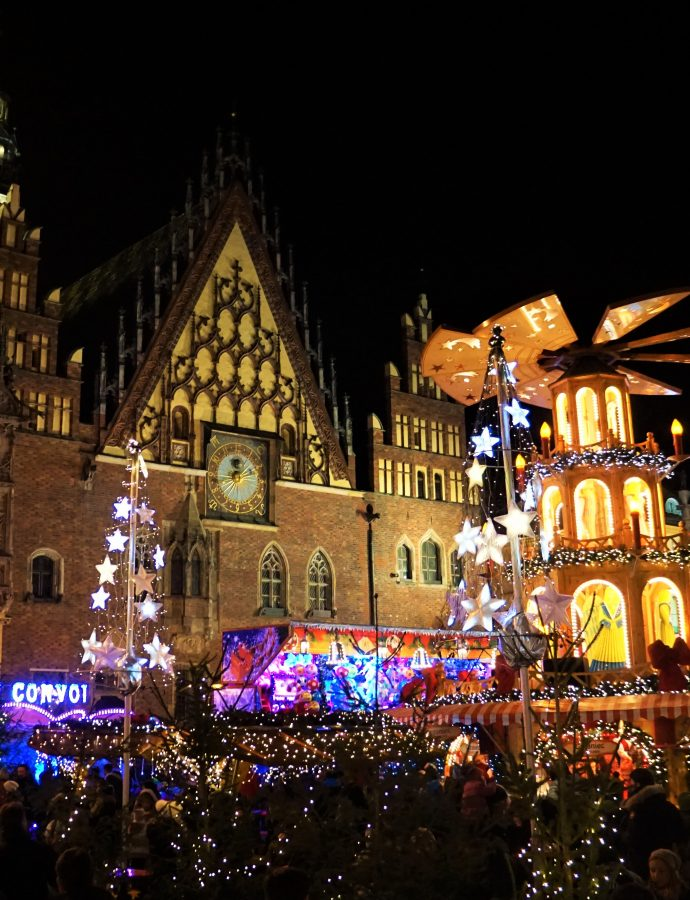 Jarmark Bożonarodzeniowy – Wrocław
