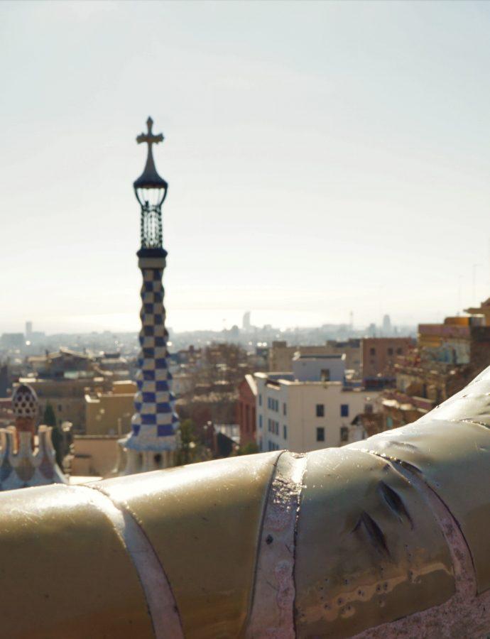 Prawdopodobnie najbardziej fotogeniczna z twarzy Barcelony – czyli Park Güell