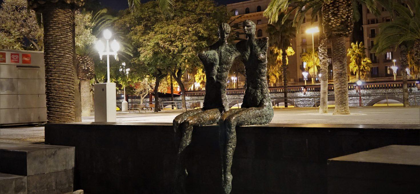 Walentynki w Hiszpanii? – czyli o Barcelonie na dobry początek