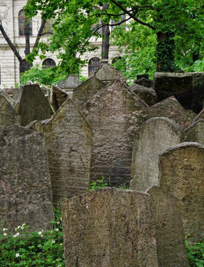 Gdzie synagog sześć… – czyli dzielnica Josefov