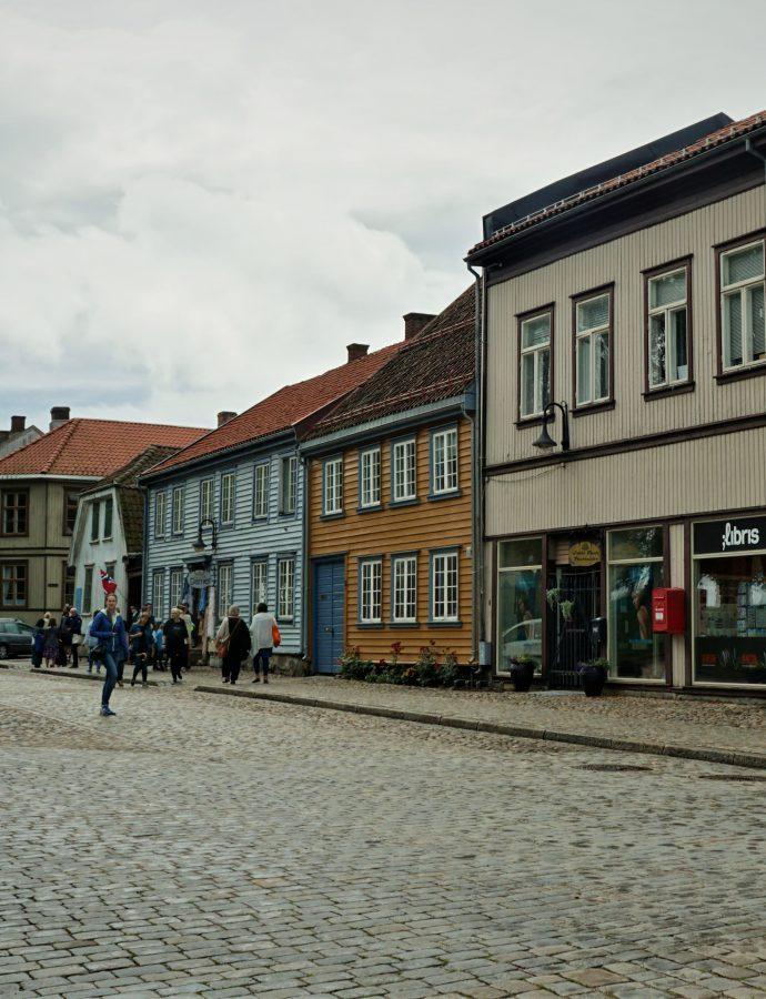Miasto-deska – czyli Fredrikstad