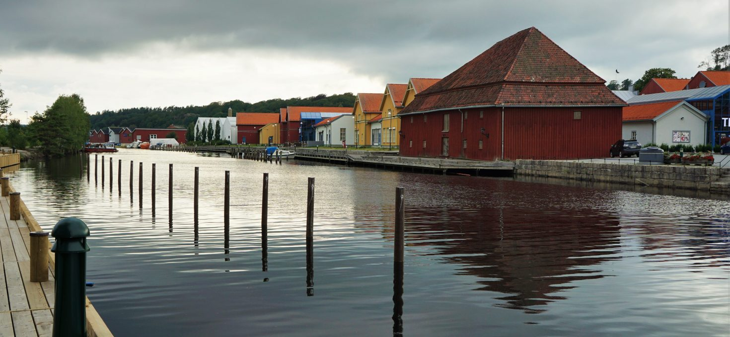 Miasto widmo – czyli Halden
