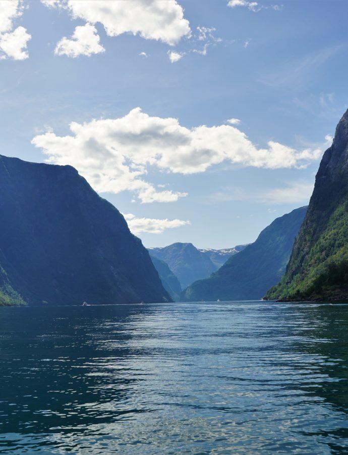 Fiord Nad Fiordami – czyli Sognefjord