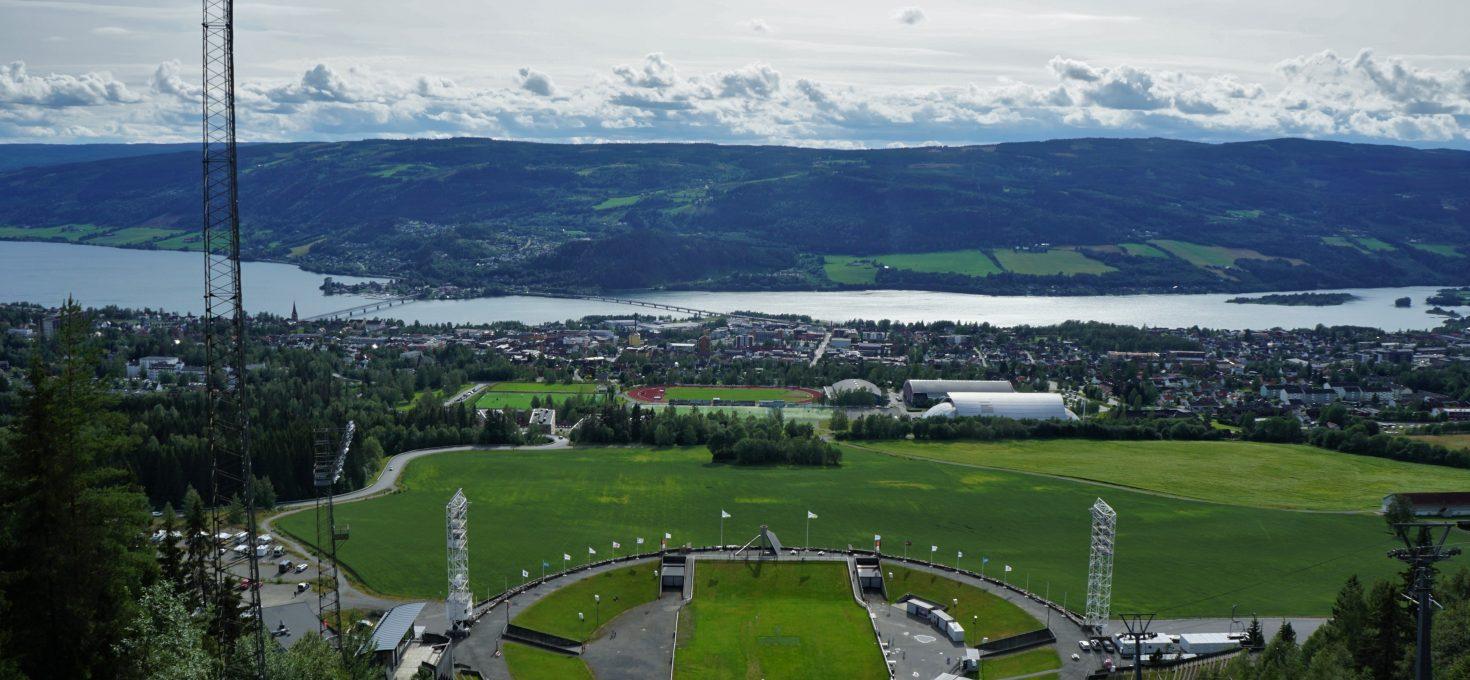 Co ma skoczek do sera? – czyli o dolinie Gudbrandsdalen i Lillehammer