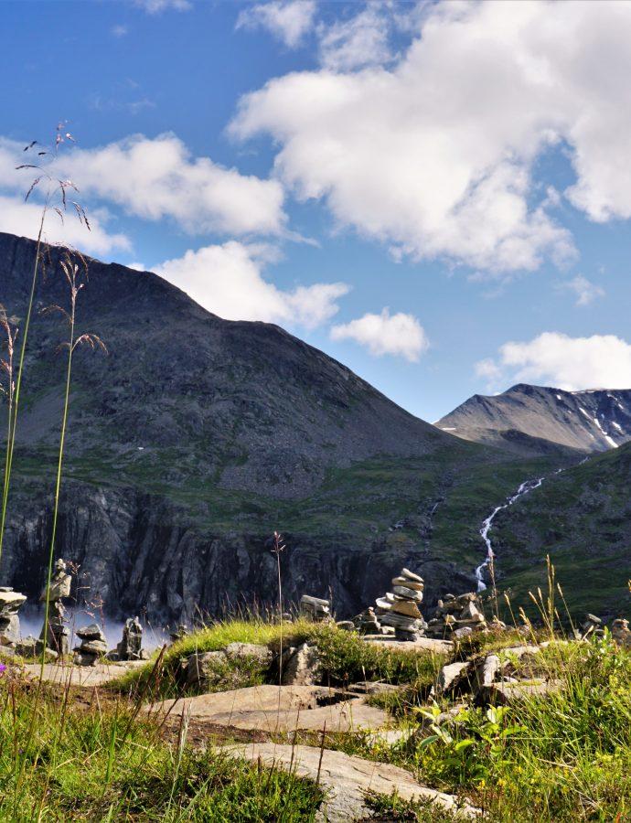 Na Drabinie Trolli – czyli norweski Złoty Szlak