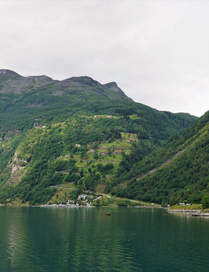 """""""S"""" jak Geirangerfjord – czyli malownicze krajobrazy rodem z listy UNESCO"""