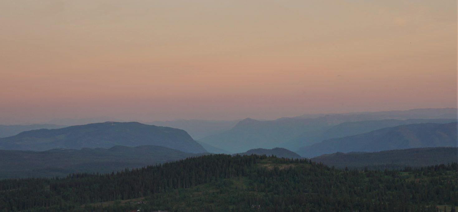 Norweska sonata księżycowa – czyli płaskowyż Hardangervidda i Storefjell Resort Hotel