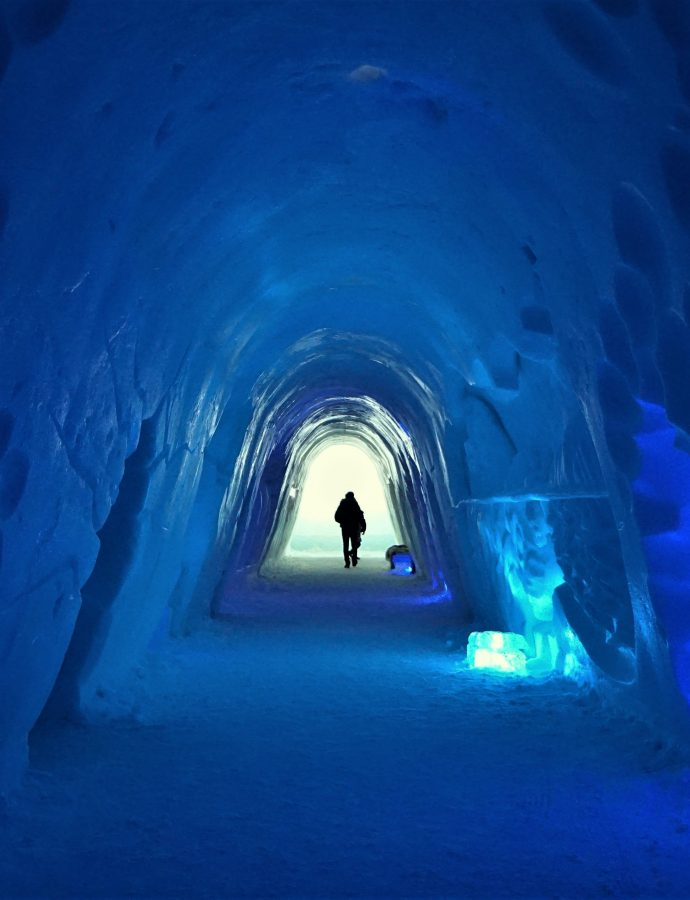 Litewsko-fińsko-norweska machina turystyczna – czyli lodowy hotel, renifery, husky, skutery śnieżne i zorza polarna