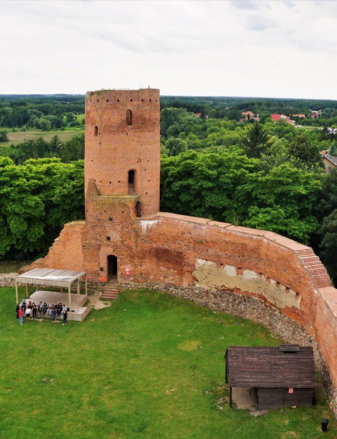 Zamek Książąt Mazowieckich – Czersk